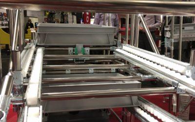 Materialhantering med AGV