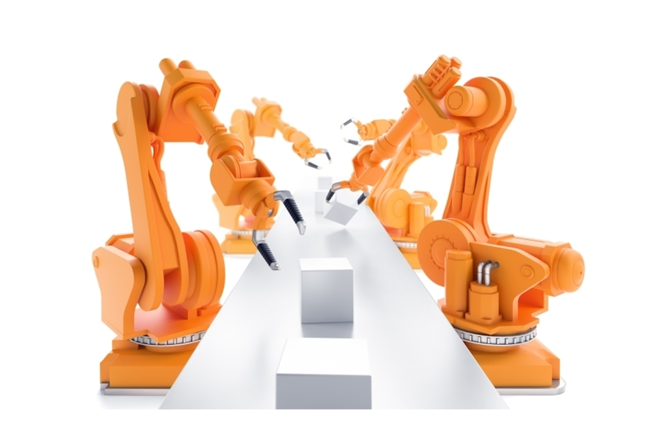 Off-lineprogrammering och simulering av robotar